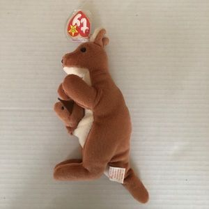 Ty Beanie Babies Pouch